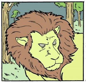 LION2 color